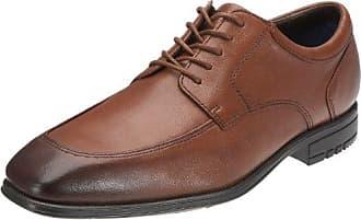 Dressports Modern Apron Toe, Oxford Homme, Noir (Black), 49 EURockport
