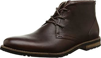 Northfield Boot, Bottes Classiques Homme - Marron - Brown (Chocolate), 40Rockport