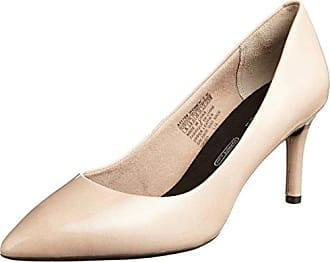 Phaedra Ornament Pump, Chaussures basses femmes - Beige (Macadamia), 41 EU (9.5 US)Rockport