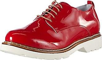 531-206, Derbys Femme, Rouge (Rojo 001), 41 EUVitti Love