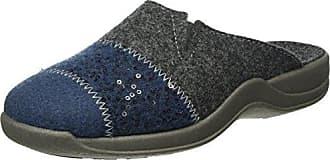 Rohde Vaasa-D, Damen Pantoffeln, Grau (graphit 83), 38 EU