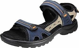 Rohde 5686 Ravenna Schuhe Damen Trekking Sandalen Weite G 1/2, Schuhgröße:37;Farbe:Offwhite