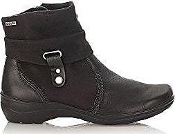Damen Cassie 12 Klassische Stiefel, Noir (Schwarz 100), 40 EU Romika