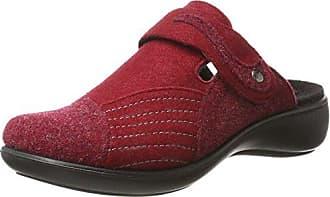 Romika Damen Ibiza Home 312 Pantoffeln, Rouge (Rot), 36 EU