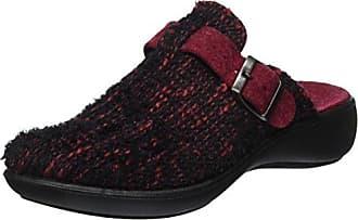 Romika Damen Romisana 171 Pantoffeln, Rot (Bordo (410)), 36 EU