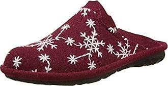 Romika Damen Mikado 98 Pantoffeln, Rot (Bordo-Kombi (411)), 40 EU