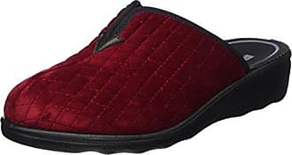 Romika Damen Ibiza Home 330 Pantoffeln, Rot (Bordo 410 410), 43 EU