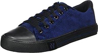 Soling 20001 70 000, Sneaker unisex adulto, Blu (Blau/blau), 47 Romika