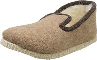 Wappa, Chaussons Bas Mixte Adulte, Beige (Cream), 40 EUWoolsies