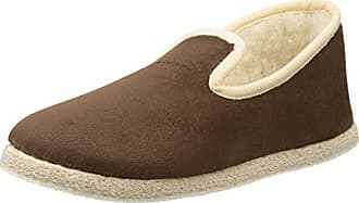 Viola, Chaussons Bas Femme, Marron (Earthy Brown), 40 EUWoolsies
