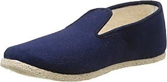 Honneur De Lotus, Zapatillas Être À La Maison Par Para Mujer, Bleu (marine Nvy), 37 I