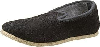 HIRSCHKOGEL 1904500, Zapatillas de Estar por Casa para Mujer, Gris (Anthrazit 032), 39 EU