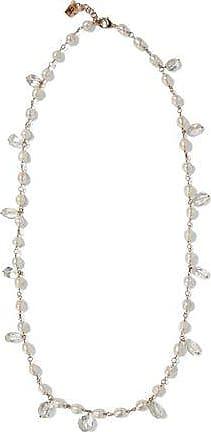 Rosantica Rosantica Woman Laziza Gold-tone Freshwater Pearl Necklace Gold Size MFQawI5QHN