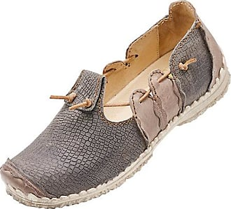 Rovers Damen Slipper Jamina, Grau
