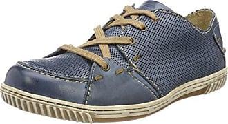 Mocasines para Mujer, Azul (Blau Jeans/Jeans), 36 EU Rovers