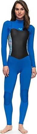 3/2mm Syncro Series - Back Zip GBS Neoprenanzug für Frauen - Blau - Roxy Roxy