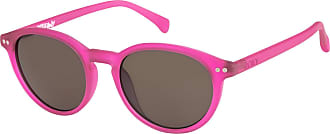 Roxy Sonnenbrille »Stefany«, rosa, Matte pink/ grey