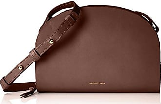 Royal RepubliQ Raf Curve Evening Bag, femme Sacs portés épaule, Cassé (Nude) 7x12.5x18 cm (B x H x T)