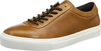 Royal RepubliQ Spartacus Base Shoe-BLK, Zapatillas para Hombre, Negro (Black 01), 44 EU