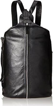 Royal Republiq Track, Unisex Adults Backpack, Schwarz (Black), 16x42x30 cm (B x H T) Royal Republiq