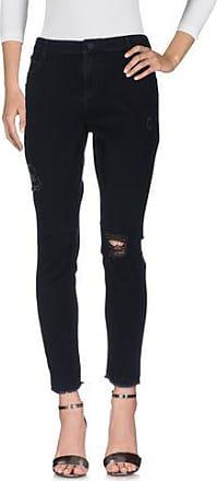 Pantalons Pour Les Femmes En Vente, Noir, Cuir, 2017, 26 Rta