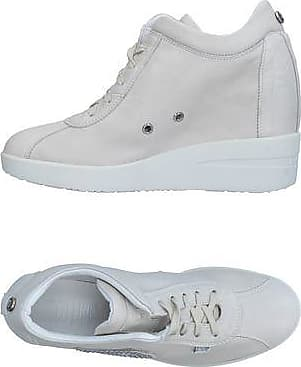 Sneakers for Women On Sale in Outlet, Dark Clay, Fabric, 2017, 3.5 Ruco Line