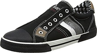 14600, Sneakers Basses Homme, Noir (Black 001), 40 EUs.Oliver