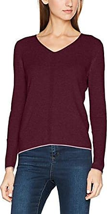 s.Oliver 09.410.61.7312 - Jersey para mujer, color violett (deep magenta placed print 46d7), talla 40