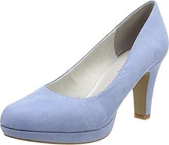 S. S. Oliver Femmes 22405 Pumps - Blauw - 39 Eu Oliver 22405 Femmes Pompes - Bleu - 39 Eu jU0S7v