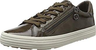 s.Oliver 23611, Zapatillas para Mujer, Marrón (Mud Patent), 41 EU