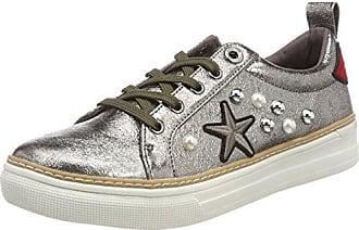 s.Oliver 23602, Sneakers Basses Femme, Beige (Sand), 36 EU