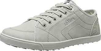 S.oliver 23648, Femmes Chaussures, Gris (gris Métallique), 39 L'ue
