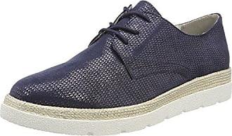 Tbs - Toile Chaussures À Lacets Femme, Bleu (bleu (marine)), 39 Eu