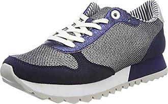 s.Oliver 23627, Sneakers Basses Femme, (Graphite Comb.), 38 EU