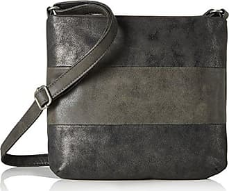 39.804.94 1/330, Womens Cross-Body Bag, Black, 8x12x18 cm (B x H T) s.Oliver