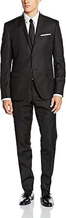 s.Oliver 12.611.84.1123, Costume Homme, (Black), 52