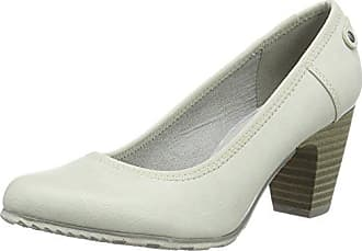 22410, Escarpins Femme, Blanc (White Patent 123), 40 EUs.Oliver