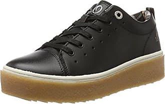 23611, Sneakers Basses Femme, Marron (Mud Patent), 41 EUs.Oliver