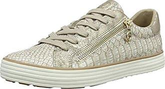 23615, Zapatillas para Mujer, Rosa (Rose/Gold 593), 38 EU s.Oliver