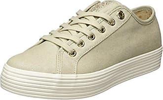 s.Oliver 25201, Sneakers Basses Femme, Beige (Champagner), 40 EU