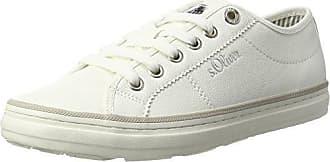 s.Oliver Damen 23640 Sneaker, Schwarz (Black), 41 EU
