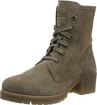 24417, Zapatos de Tacón para Mujer, Marrón (Pepper), 36 EU s.Oliver
