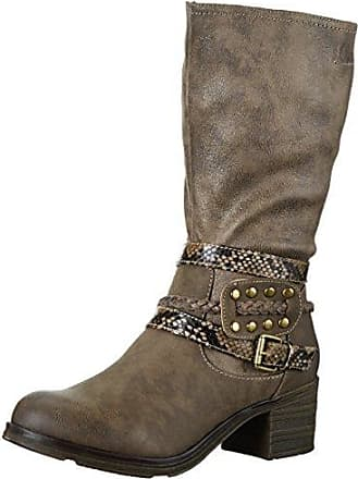 Damen 25243 Chukka Boots, Braun (Pepper Flower), 37 EU s.Oliver