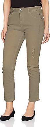 s.Oliver 14705725549, Jeans para Mujer, Rojo (Cayennepowder Den.Stretch 34Z4), Talla Fabricante: 38