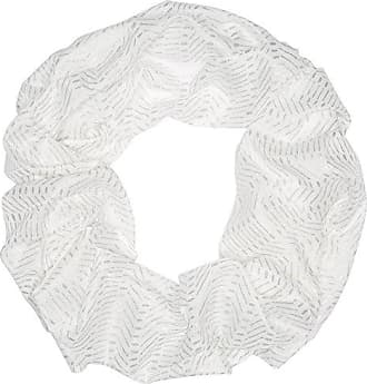 Womens 39.805.91.6515 Shawl, Wei? (White Aop 02b1), One Size (Manufacturer Size: 1) s.Oliver