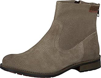 s.Oliver Damenschuhe 5-5-26491-27 Damen Stiefel, Boots, Stiefeletten braun (PEPPER SNAKE), EU 38