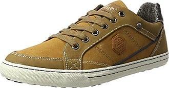 s.Oliver 13603, Sneakers Basses Homme, Marron (Pepper), 46 EU