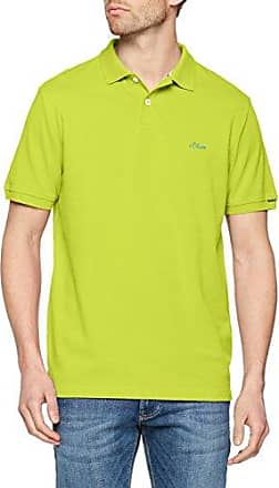 Anvil Polo Homme Adult Piqué-Polo, Vert (Klm Key Lime 332), Large (Taille fabricant: L)