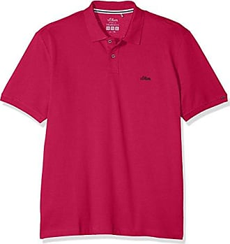 Triangle by s.Oliver s.Oliver 18704354359, Polo para Hombre, Rosa (4616), 46