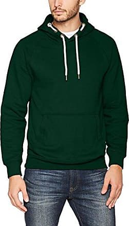 13708415385, Sudadera con Capucha para Hombre, Verde (Cool Emerald 7685), Large s.Oliver